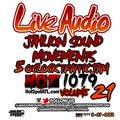 Jus finish work and is @listensto the final @jahlionsound mixtape here in traffic...Enjoying the Monday vibez