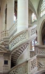 Église St-Etienne-du-Mont, Paris, France