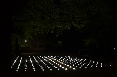 閃光 [Senko] - Tokushima LED Art Festival