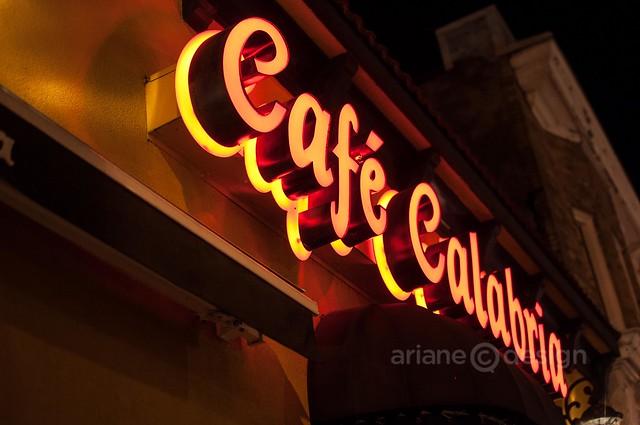Dishcrawl Vancouver/Café Calabria