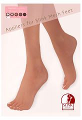 Slink Feet Appliers HUD