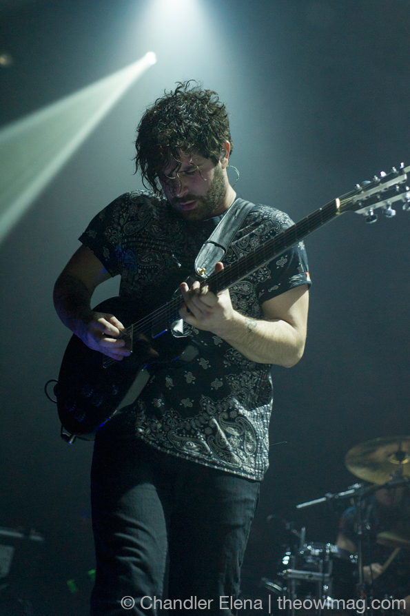Foals @ The Fillmore 4/11/2013