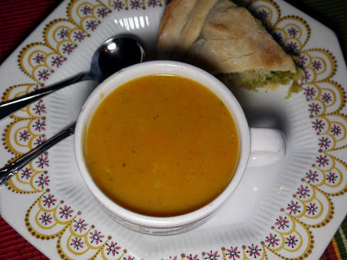 2013-04-17 - VMP Roasted Carrot Soup - 0001