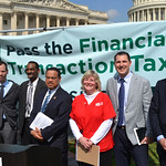"""A HUGE DAY"" Rep. Keith Ellison, on reintroduction of the Inclusive Prosperity Act, H.R. 1579"