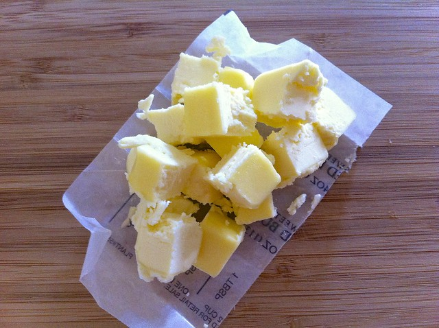 4 Tablespoons Cubed Unsalted Butter