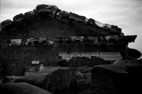 Remnants - Ostia Antica