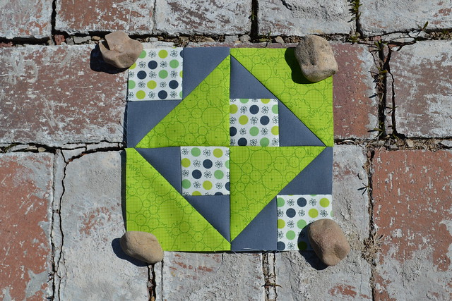 Virtual Quilting Bee Block 3