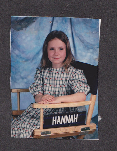 Hannah Through the Years