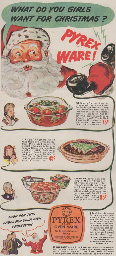 Pyrex1943 | Remember the war comes first | tikitacky | Flickr