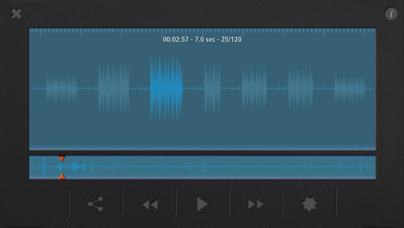 120 recordings, weer een onrustig nachtje