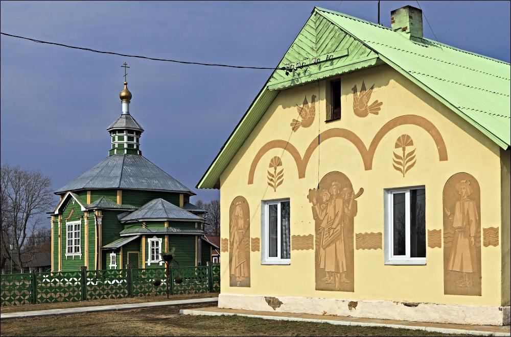 Морино, Церковь Троицкая