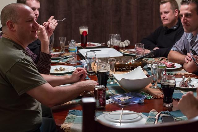 Dinner & Friends