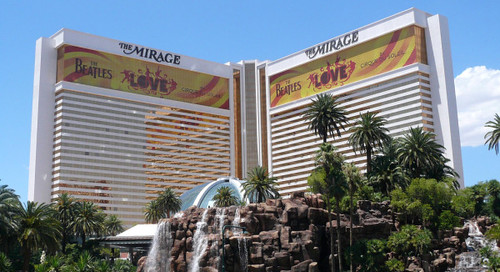 The Mirage: Prestigioso Hotel y Casino en Las Vegas