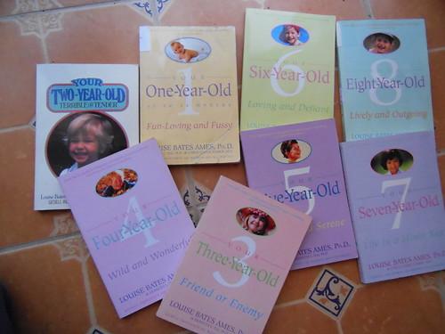 Libros sobre el desarrollo infantil