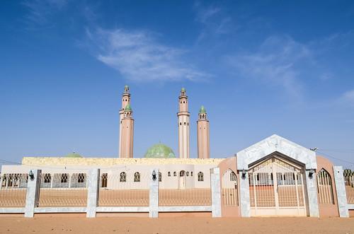 Image: La mosquée de Darou Mousti