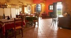Salón. Hotel La Llosa de Fombona