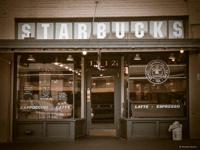 Primer Starbucks