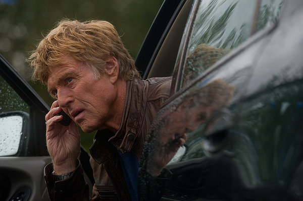Robert Redford is in too deep in more ways than one in THE COMPANY YOU KEEP.