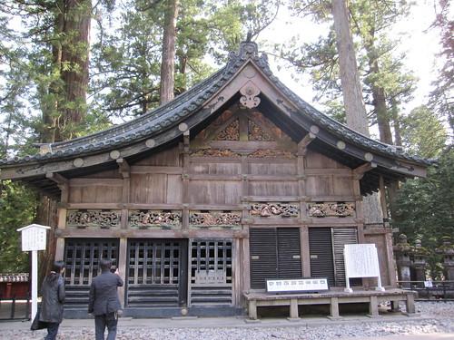 東照宮の神厩舎 by Poran111