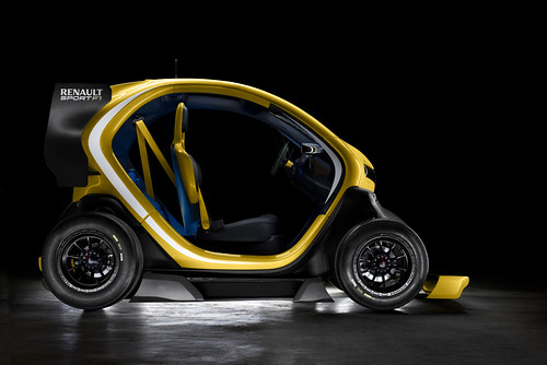 Concept-car Twizy Renault Sport F1 2013