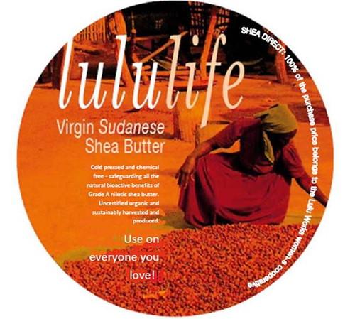 Lulu Life Shea Butter
