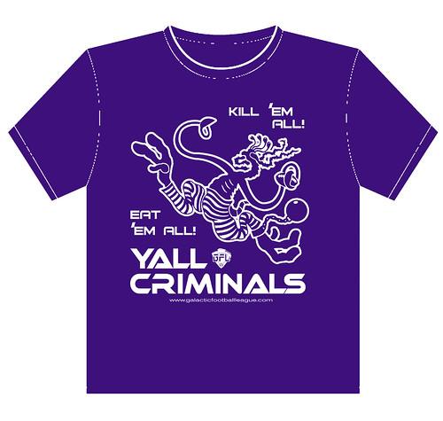 Yall Criminals
