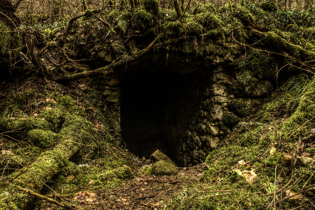 Abandoned Cave I Found In The Black Forest Oc 1024x682
