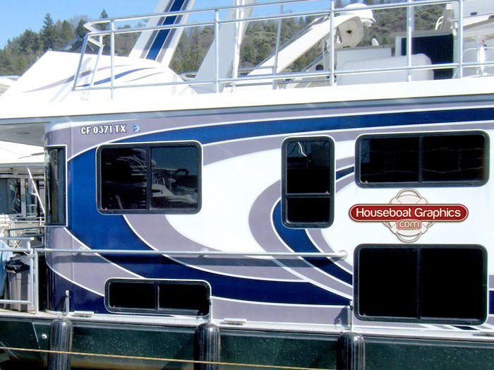Houseboatgraphicscoms Most Interesting Flickr Photos Picssr - Houseboat decals