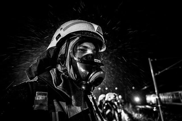 Anonymous Firefighter | Der unbekannte Feuerwehrmann