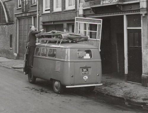 NS-47-62 Volkswagen Transporter bestelwagen 1951