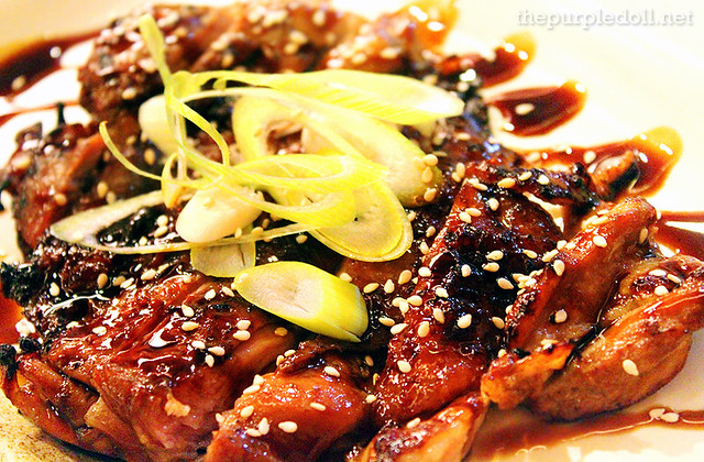 Chicken Teriyaki P268