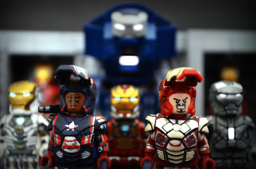LEGO Iron Man 3 Preview