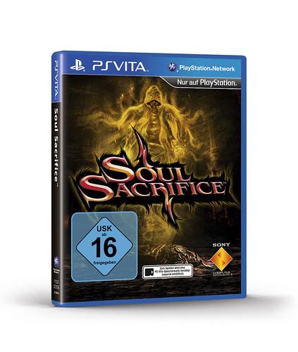 Soul Sacrifice Packshot Deutschland