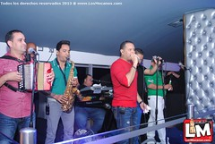 Banda Real @ Sober Lounge, Plaza Sunrise