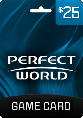 Perfect World $20 PrePaid Game Card | www pcgamesupply com/b