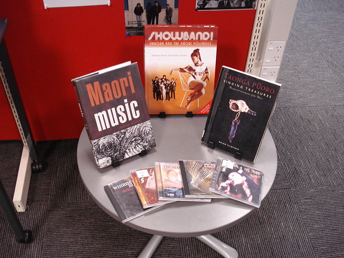 Maori music