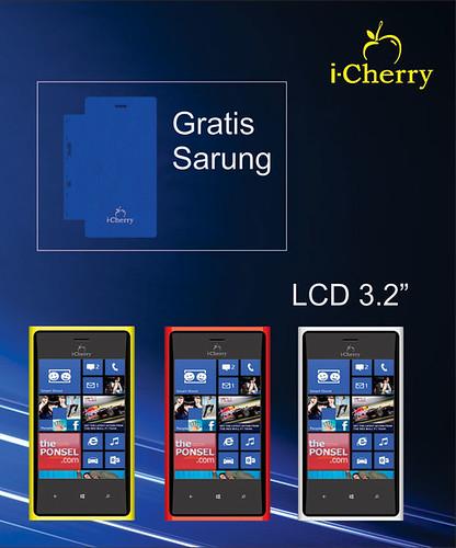 iCherry C21 Sakura, Ponsel Dual SIM Murah dengan Disain Mirip Nokia ...