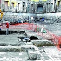 Excavaciones arqueológicas en el solar de La Florida