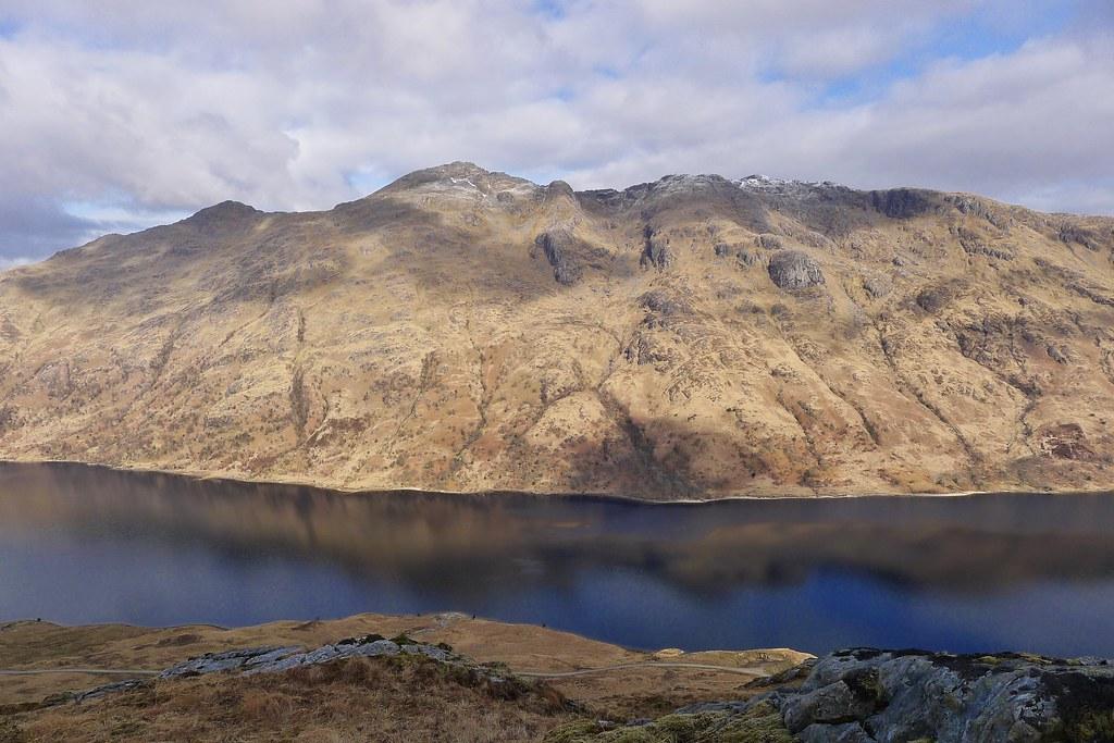 Beinn Odhar Bheag and Loch Shiel