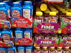 Seen at Costco: Fiber Gummies