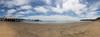 Sandown Bay Panorama by s0ulsurfing