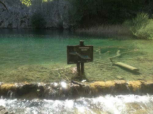 Gavanovac Jezero