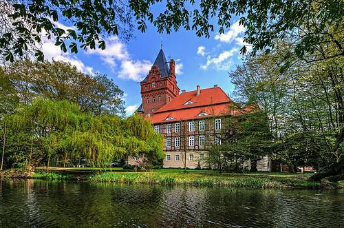 Wasserburg Plattenburg