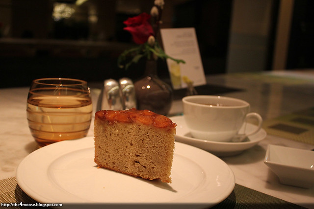 Vecchia e Nuovo - Apple Cinnamon Cake
