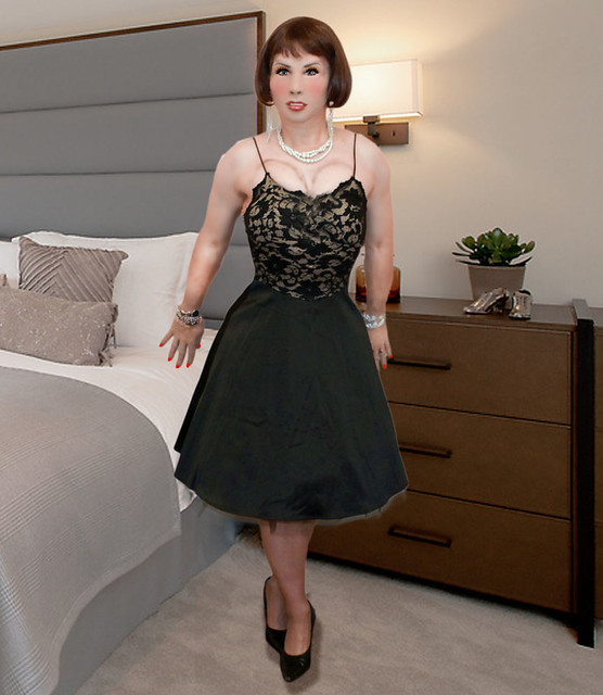 Crossdressers Evening Dresses