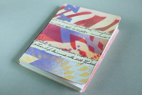 Scrap Book Cover-72
