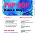PHP OOP Book Flyer