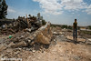 House demolitions, Atir, south of israel, 21.5.13