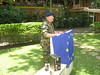 Mission Commander Brig. Gen. Gerald Aherne speech by European External Action Service - EEAS