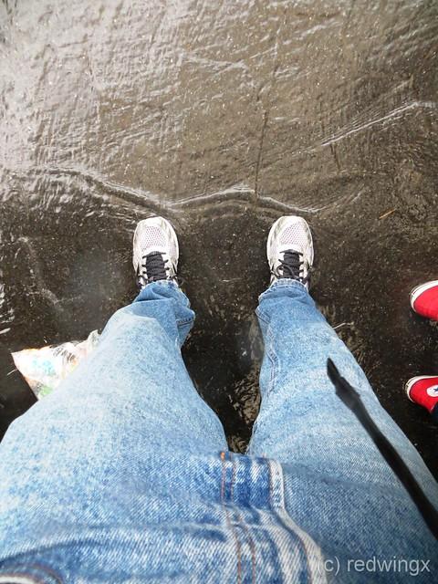 River Under My Feet